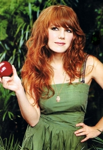 ... soulful Jenny Lewis in the other