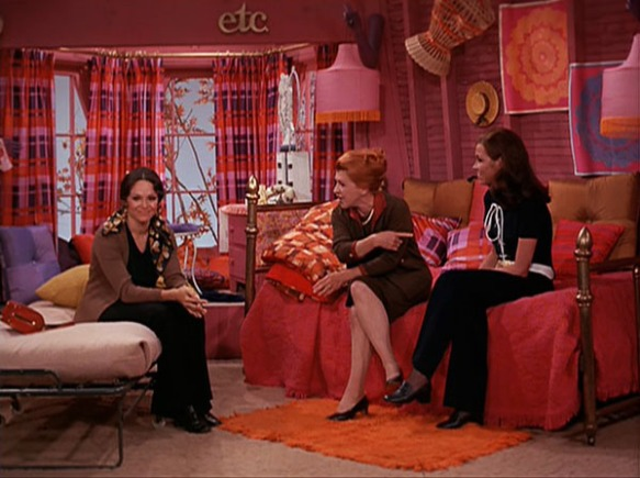 Rhoda's apartment