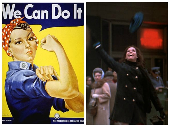 Mary the Riveter